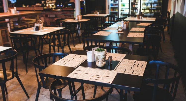 comunicação para restaurante
